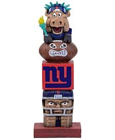 Evergreen Enterprises New York Giants Tiki Totem