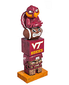 Evergreen Enterprises Virginia Tech Hokies Tiki Totem