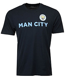 '47 Brand Men's Manchester City Club Team Logo Splitter T-Shirt