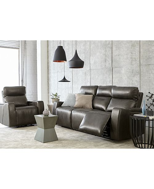 Admirable Oaklyn Fabric Leather Sofa Collection Lamtechconsult Wood Chair Design Ideas Lamtechconsultcom