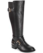 9819f2242416 Thalia Sodi Vada Wide-Width Wide-Calf Riding Boots