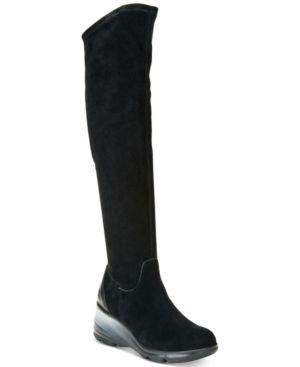 Jambu Kendra Water-Resistant Over-The-Knee Boots Women