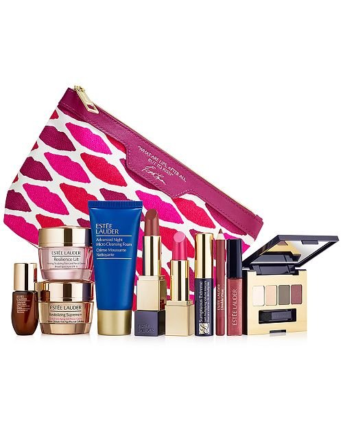 89552528b803 ... Estee Lauder Choose your FREE 7-Pc. gift with any  35 Est eacute e ...