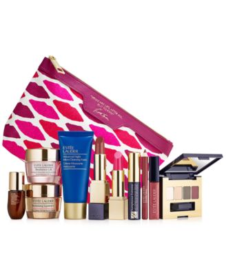... Estee Lauder Choose your FREE 7-Pc. gift with any $35 Estu0026eacute;e ...  sc 1 st  Macyu0027s : estee lauder christmas gift set 2017 - princetonregatta.org