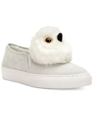 CLARISSA NOVELTY OWL SNEAKERS WOMEN'S SHOES