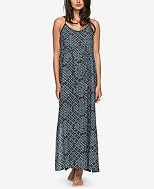 Roxy Juniors' Keyhole Maxi Dress