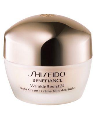 Benefiance WrinkleResist24 Night Cream, 1.7 oz