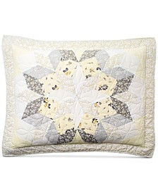 Starburst Quilted Standard Sham, Created for Macy's