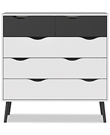 Sorena 5 Drawer Chest, Quick Ship