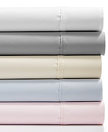 AQ Textile Marlow 4-Pc. Sheet Sets, 1800 Thread Count Cotton Blend