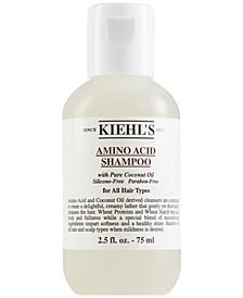 Amino Acid Shampoo, 2.5-oz.