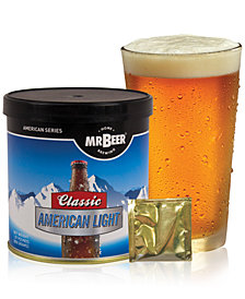 Mr. Beer Classic American Light Refill Kit