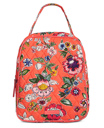 Vera Bradley Signature Lunch Bunch Bag Handbags