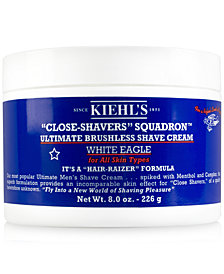 Kiehl's Since 1851 Close-Shavers Squadron Ultimate Brushless Shave Cream - White Eagle, 8-oz.
