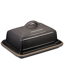 Le Creuset Stoneware 2-Pc. Lidded Heritage Butter Dish