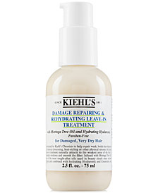 Kiehl's Since 1851 Damage Repairing & Rehydrating Leave-In Treatment, 2.5-oz