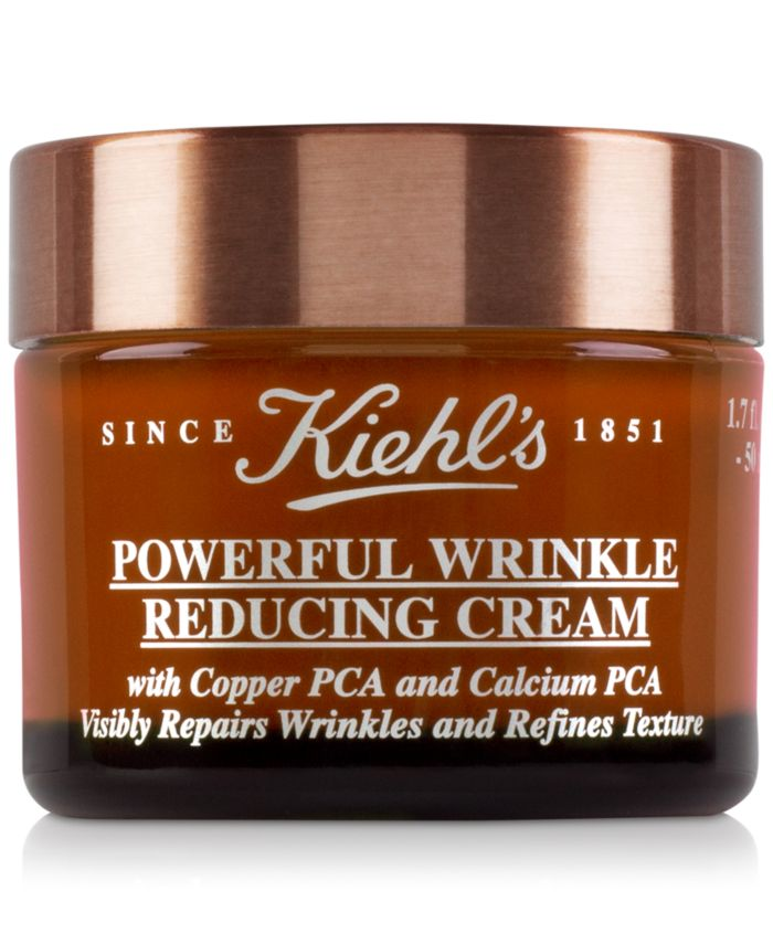 Kiehl's Since 1851 Powerful Wrinkle Reducing Cream, 1.7-oz. & Reviews - Skin Care - Beauty - Macy's