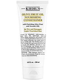 Kiehl's Since 1851 Olive Fruit Oil Nourishing Conditioner, 6.8-oz.