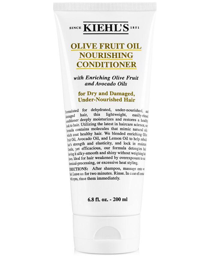 Kiehl's Since 1851 - Olive Fruit Oil Nourishing Conditioner, 6.8-oz.