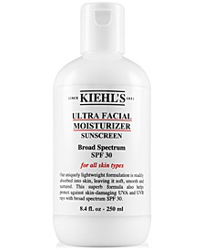 Ultra Facial Moisturizer Sunscreen SPF 30, 8.4-oz.