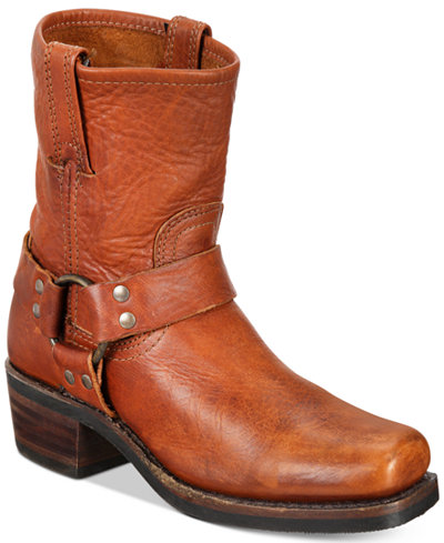 Frye Women S Harness 8r Boots Boots Shoes Macy S