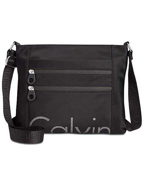 Calvin Klein Athleisure Medium Messenger