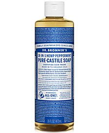 Dr. Bronner's Pure-Castile Liquid Soap - Peppermint