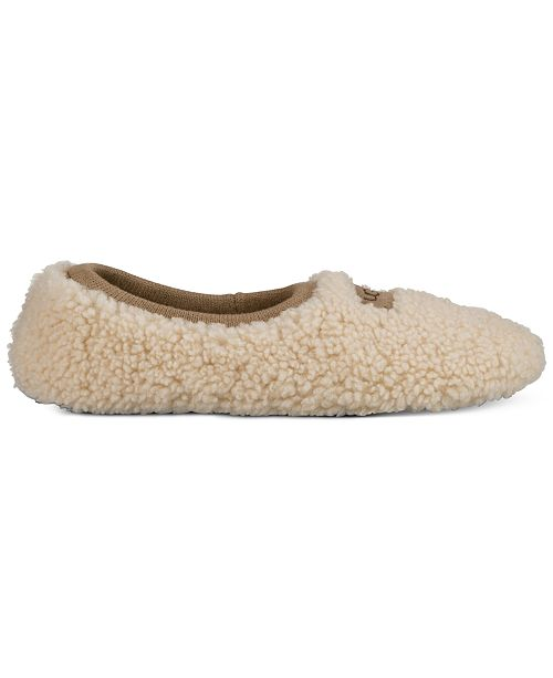 9b79f2df34c7 UGG® Women's Birche Ballet Slippers & Reviews - Slippers - Shoes ...