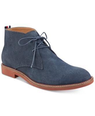a275bce5d Tommy Hilfiger Men s Gervis Chukka Boots   Reviews - All Men s Shoes - Men  - Macy s