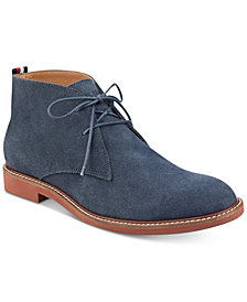 Tommy Hilfiger Men's Gervis Chukka Boots