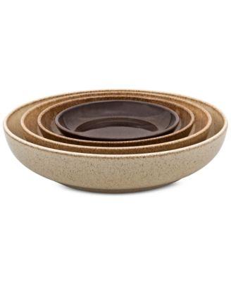 Studio Craft 4-Pc. Nesting Bowl Set