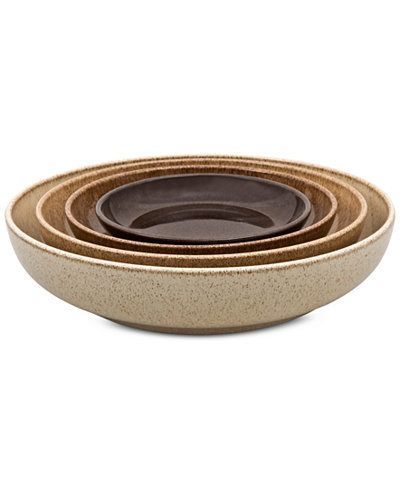 Denby Studio Craft 4-Pc. Nesting Bowl Set