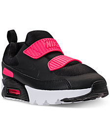 Nike Little Girls' Air Max Tiny 90 Running Sneakers from Finish Line