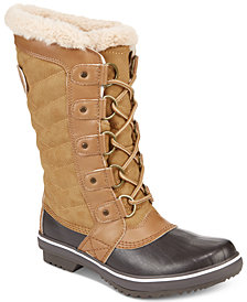 JBU By Jambu Women's Lorna Winter Boots