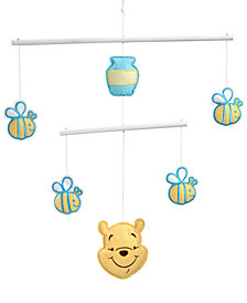 Disney Winnie-The-Pooh My Friend Pooh Ceiling Mobile