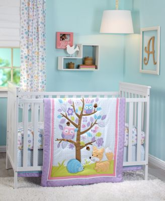 Adorable Orchard Crib Sheet 2-Pack