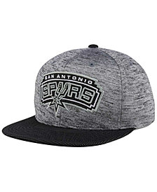 Mitchell & Ness San Antonio Spurs Space Knit Snapback Cap