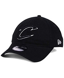 New Era Cleveland Cavaliers Black White 9TWENTY Cap
