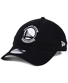 New Era Golden State Warriors Black White 9TWENTY Cap
