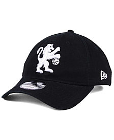 New Era Sacramento Kings Black White 9TWENTY Cap