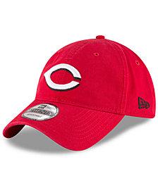 New Era Cincinnati Reds On Field Replica 9TWENTY Fitted Cap