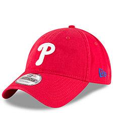 New Era Philadelphia Phillies On Field Replica 9TWENTY Fitted Cap