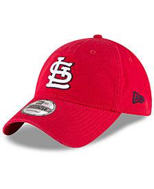 New Era St. Louis Cardinals On Field Replica 9TWENTY Fitted Cap