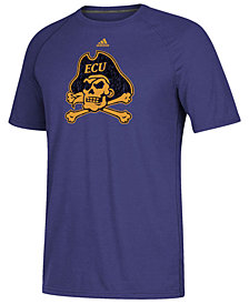 adidas Men's East Carolina Pirates White Noise Logo T-Shirt