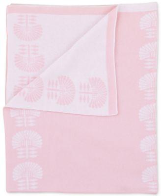 Dreaming in Dax  100% Cotton Reversible Jacquard Crib Blanket
