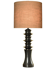 Harp & Finial Mackay Table Lamp
