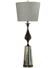 Harp & Finial Morro Table Lamp