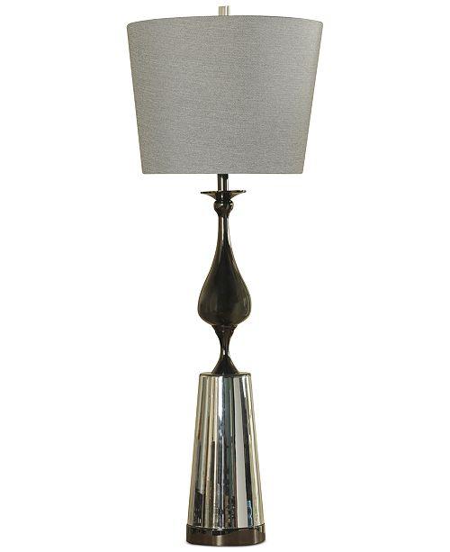Harp & Finial Morro Table Lamp