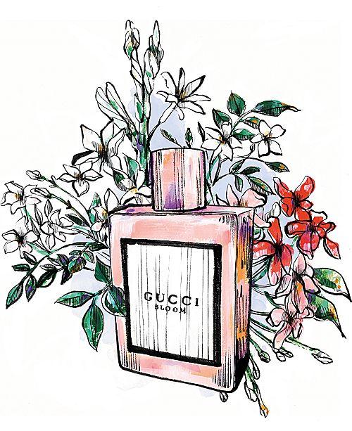 Gucci Bloom Eau De Parfum Spray 33 Oz Reviews All Perfume
