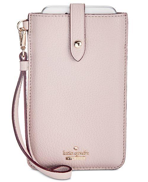 size 40 1401d f1336 kate spade new york Phone Sleeve & Reviews - Handbags & Accessories ...